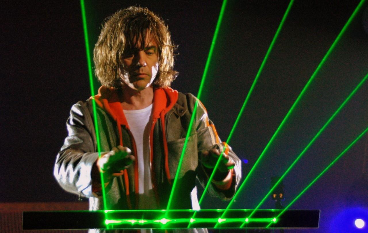 Laser-Harp