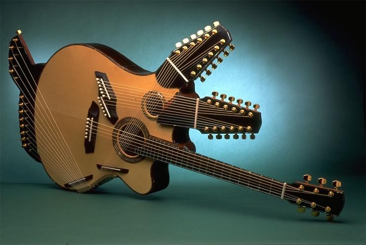 Picasso-Guitar