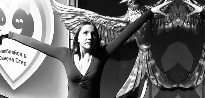 Гала Пушкаренко «зерно летящее наскозь»
